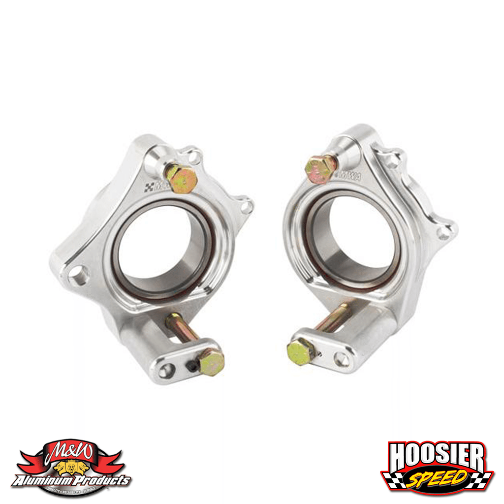 M&W Aluminum Billet Sprint Car Birdcage Set
