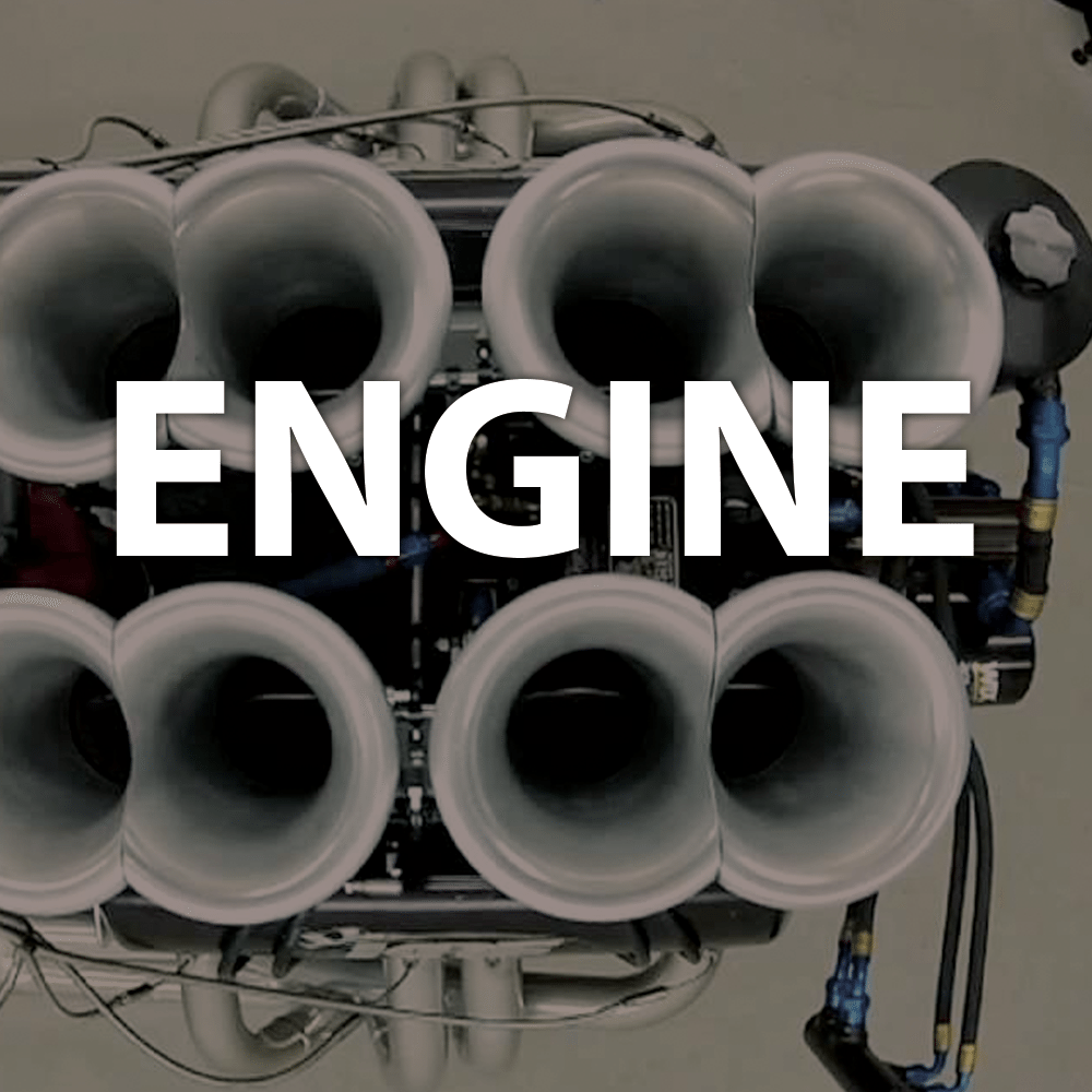 Engine and Accessories