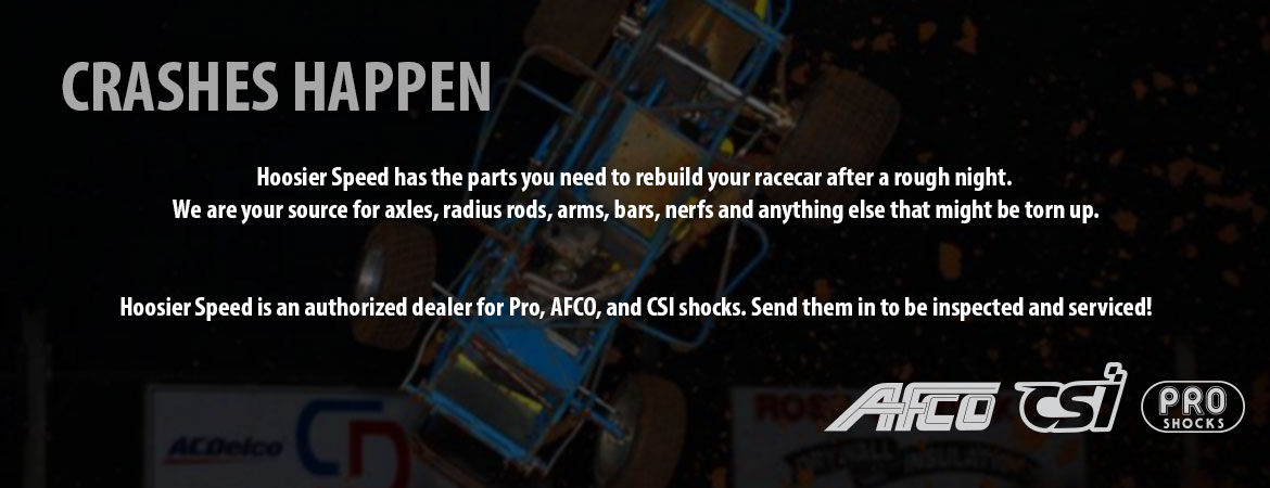 Hoosier Speed Rebuild Parts