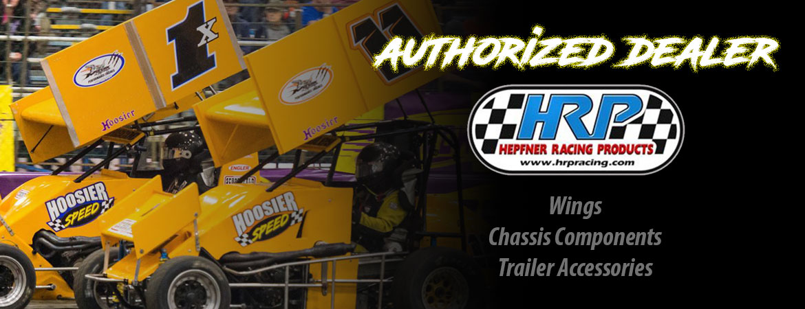 Hoosier Speed Authorized Dealer HRP Hepfner Racing Products