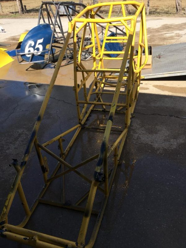 Maxim chassis yellow for sale